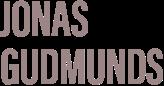 jonas gudmunds logo loga